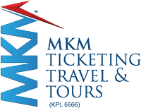 MKM Ticketing Travel & Tours