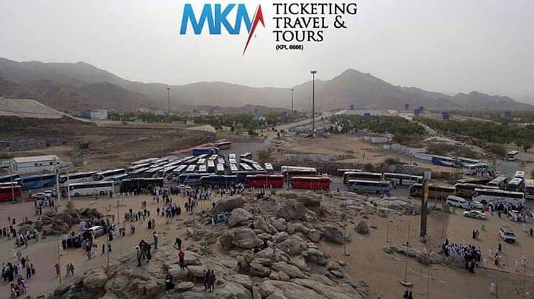 Terma & Syarat Tambahan MKM Ticketing Travel & Tours Sdn Bhd