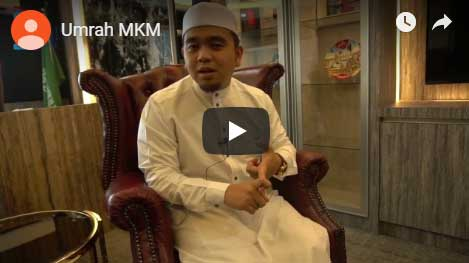 Video umrah mkm