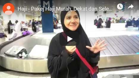 Video Haji MKM
